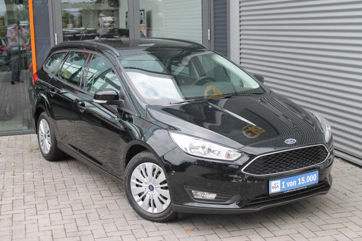 Ford Focus  Turnier 1,5 TDCI Business, Navi, Parklenk, Sitzh