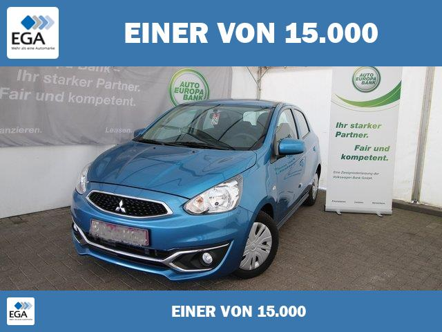 Mitsubishi Space Star 1.0 Diamant Edition KLIMA*ZV-FB*RCD