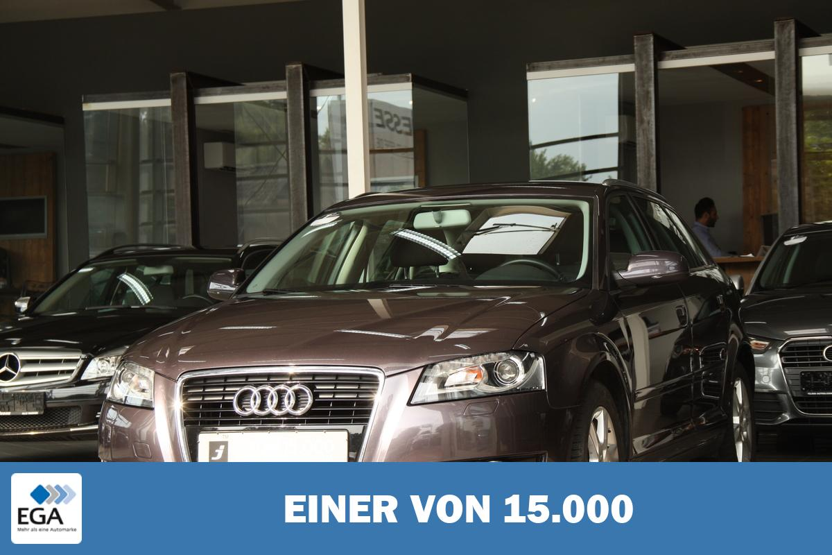 Audi A3  Sportback 1.2 TFSI Attraction Bi-Xenon SHZ PDC