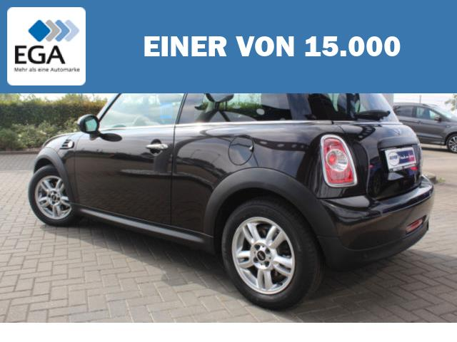 MINI One 1.6 Autom. Navi/PDC/SHZ/ALU