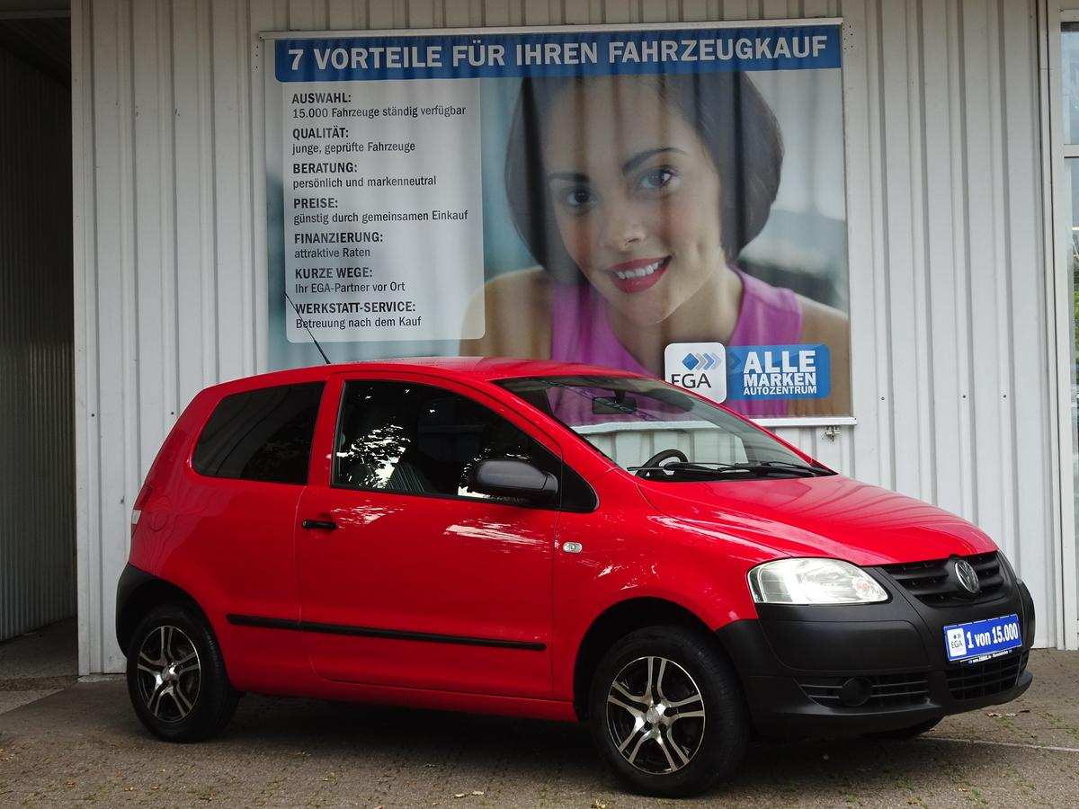 Volkswagen Fox SERVO*R-CD*