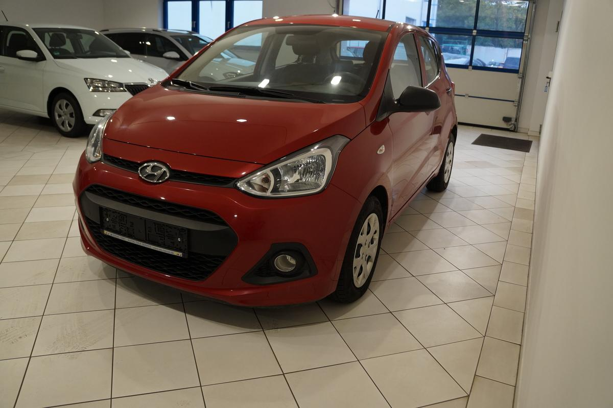 Hyundai i10 1.0 MPi Klima MP3 CD  el. FH Isofix metallic