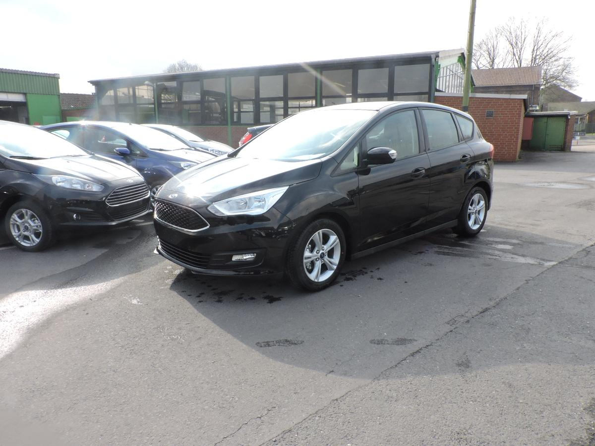 Ford C-Max Trend Plus Ecoboost / Sitzheizung + Parkassistent
