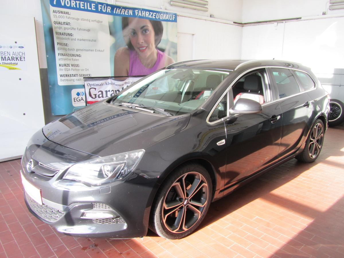 Opel Astra 2,0 CDTI Sports Tourer Bi-Turbo
