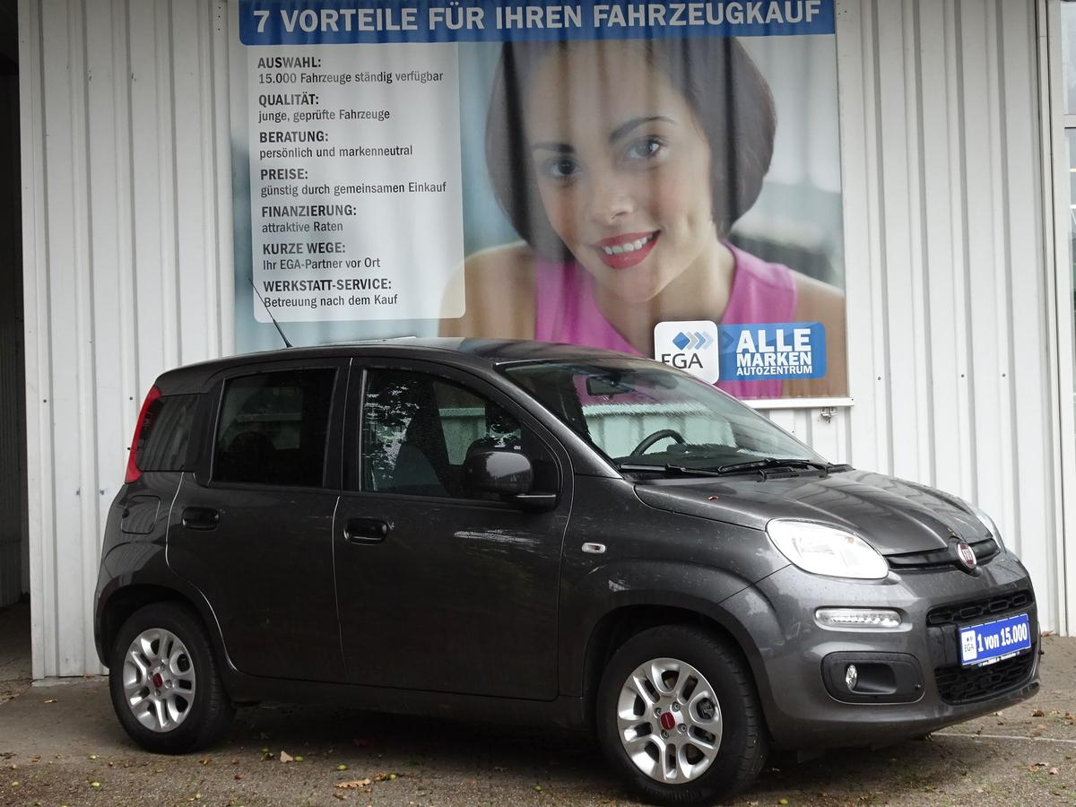 Fiat New Panda MORE KLIMA ALU BLUETOOTH PDC MFL1HD