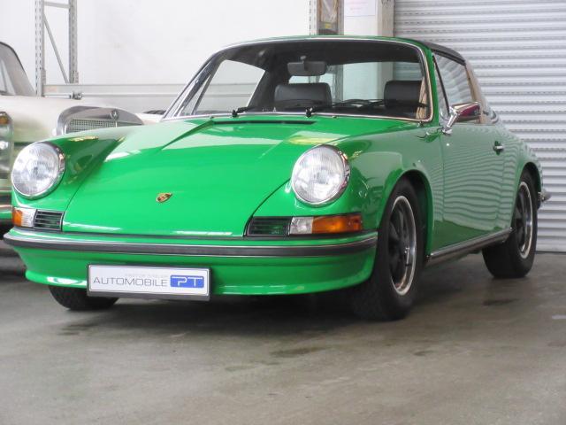 Porsche 911 E 2,4 Targa  dtsch. Auto, Gesamtlaufleistung 16.000 km