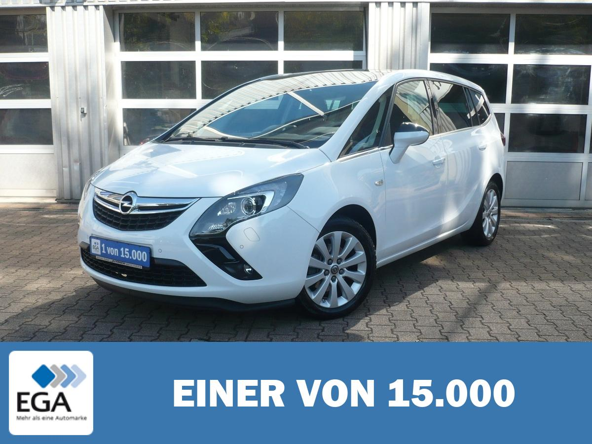 Opel Zafira Tourer 1.4 Turbo Innovation - FlexxFix/ PDC/ Sitzh.