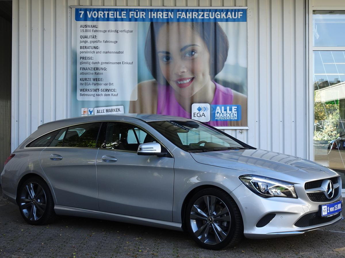 Mercedes-Benz CLA 180 Shooting Brake URBAN 7G-DCT NAVI LED PTS EASY-PACK