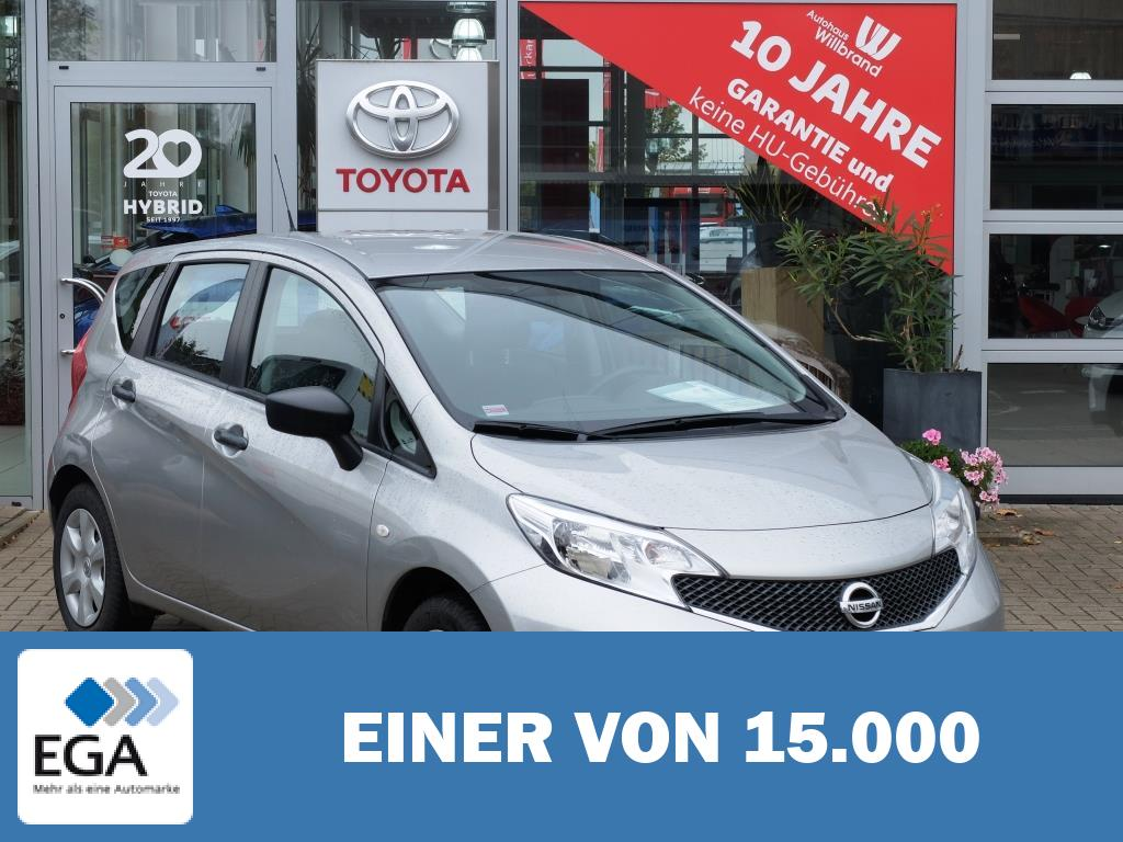 Nissan Note 1.2 visia