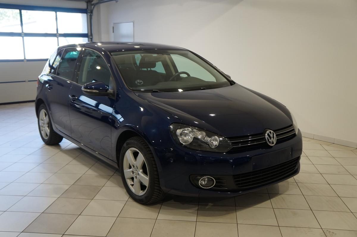 Volkswagen Golf 1.2 TSI DSG Team
