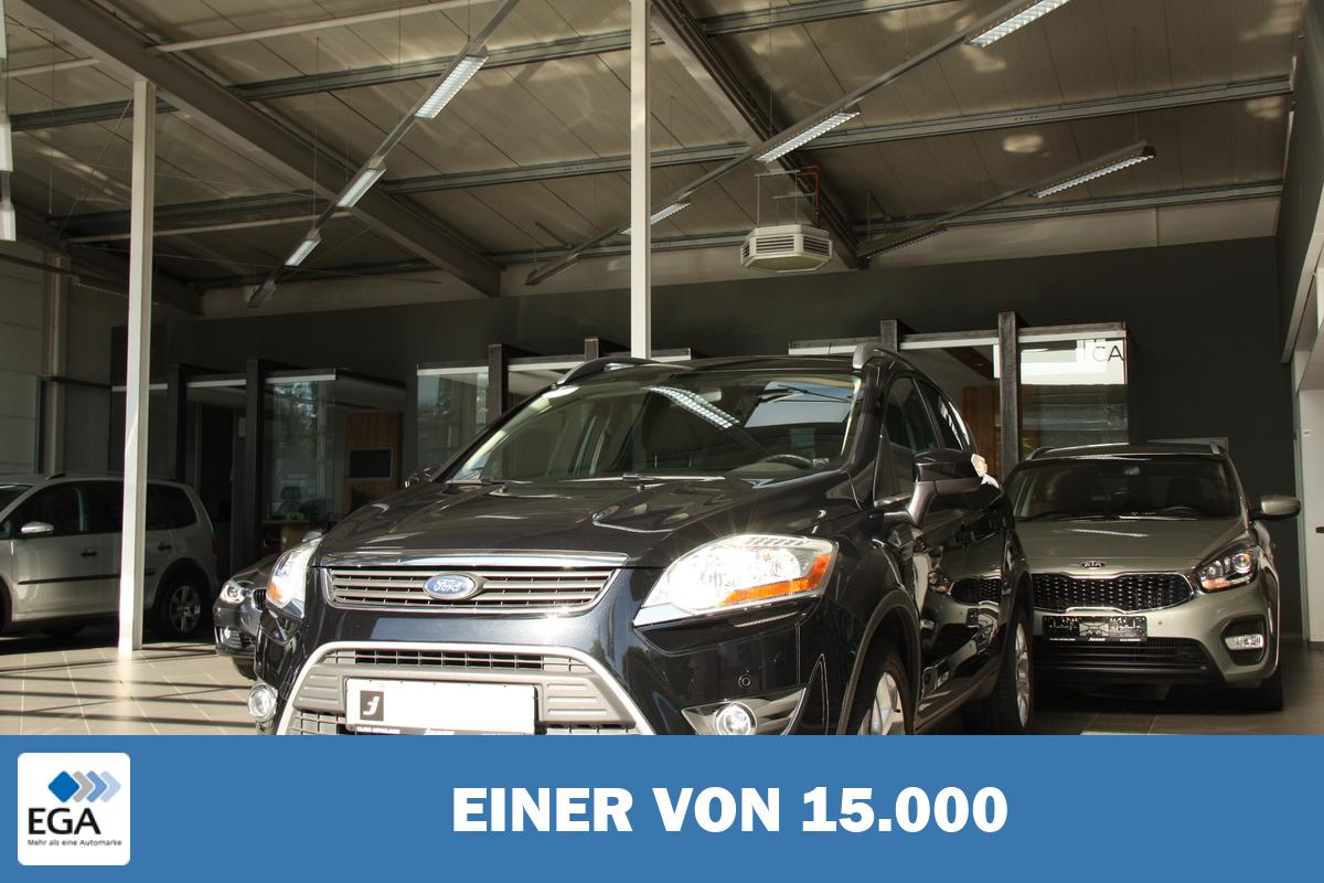 Ford Kuga 2.0 TDCI Champions-Edition 4x2 PDC SHZ