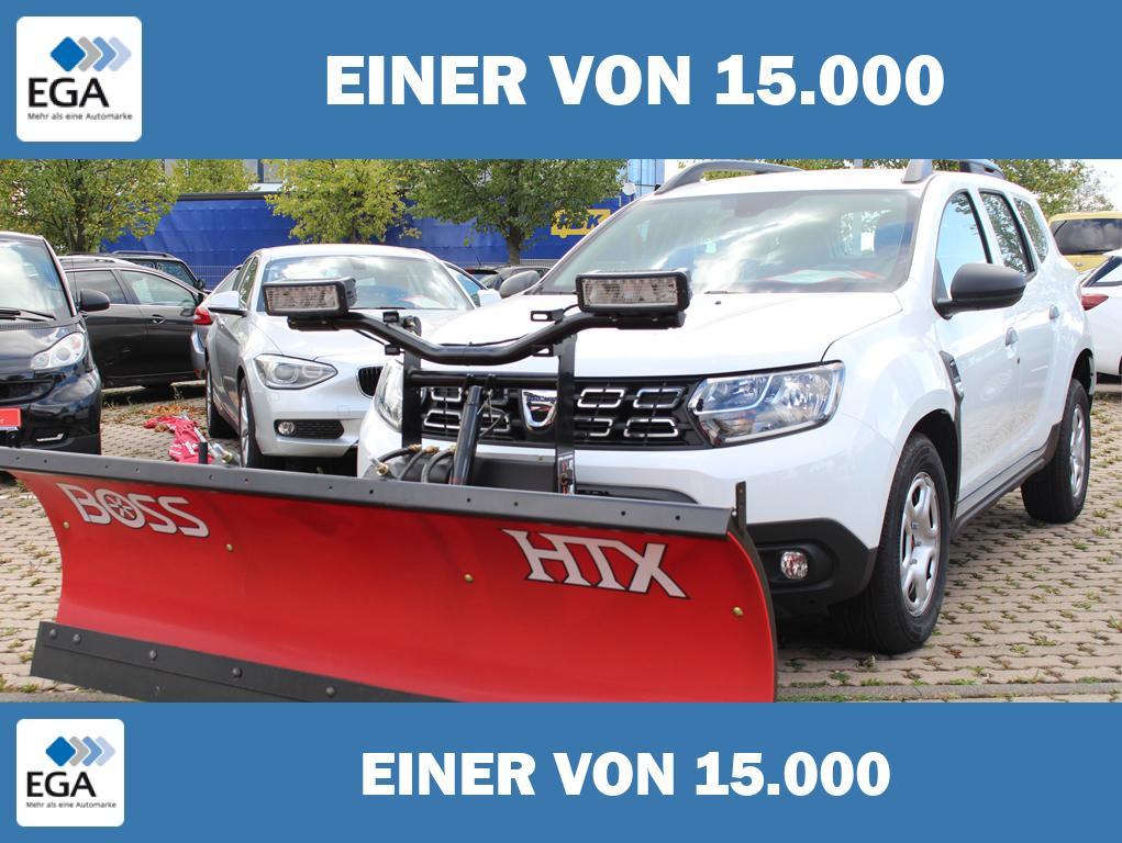 Dacia Duster 4x4 * Klimaanlage * Bestell Winterdienstfahrzeug *