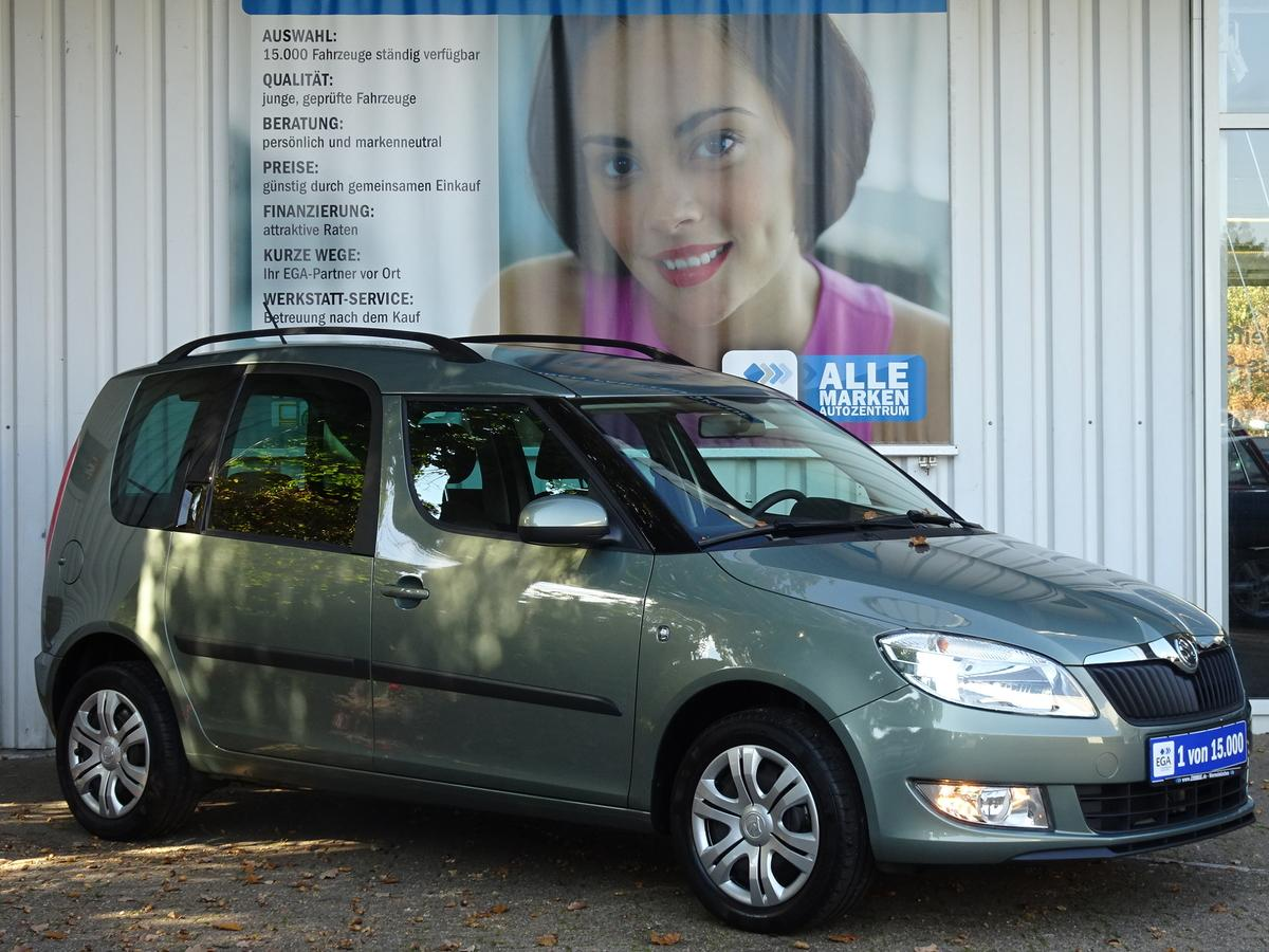 Skoda Roomster 1.4 Active Plus Edition KLIMA CD NSW SUNSET 1.HAND