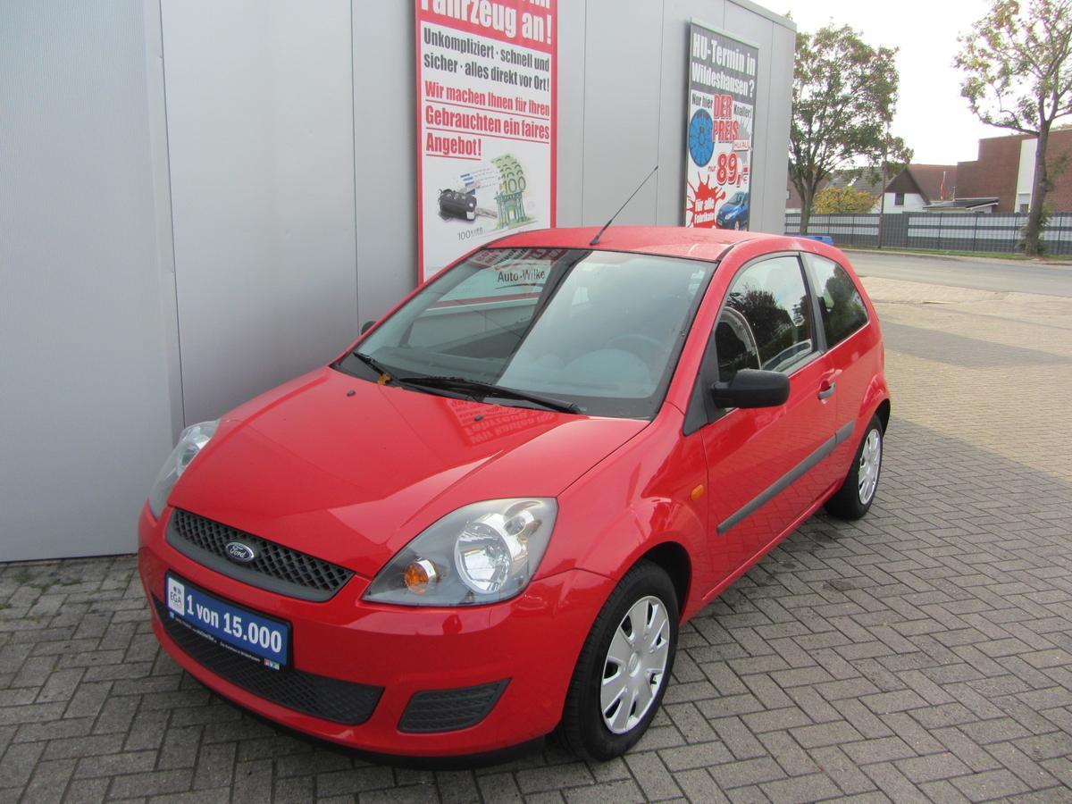 Ford Fiesta 1.3 Fun X Klima-CD-E-Fenster