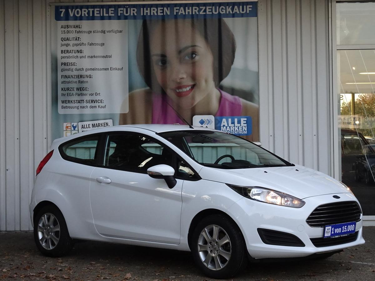 Ford Fiesta 1.25 16V Cool & Sound KLIMA*USB*AUX*WINTER RÄDER