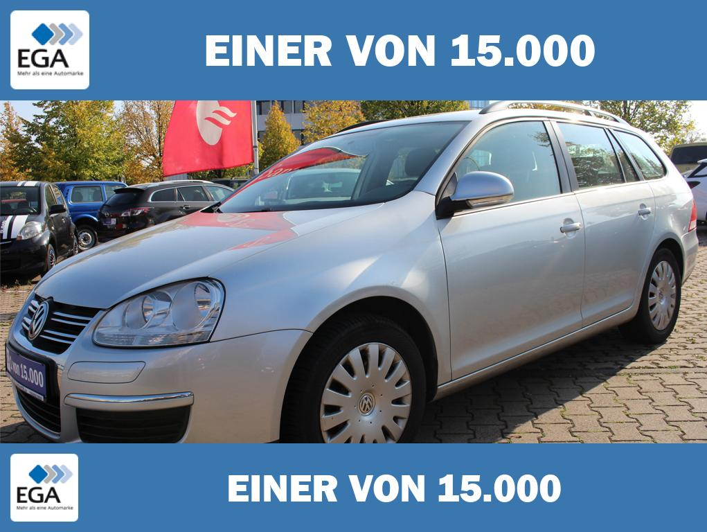 Volkswagen Golf V 4Motion