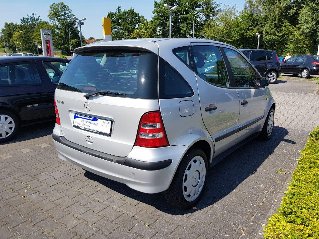 MERCEDES-BENZ A 160 Classic*CD*