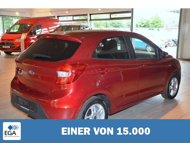 FORD KA+ COOL + SOUND EASY-DRIVER-PAKET / SITZHEIZUNG