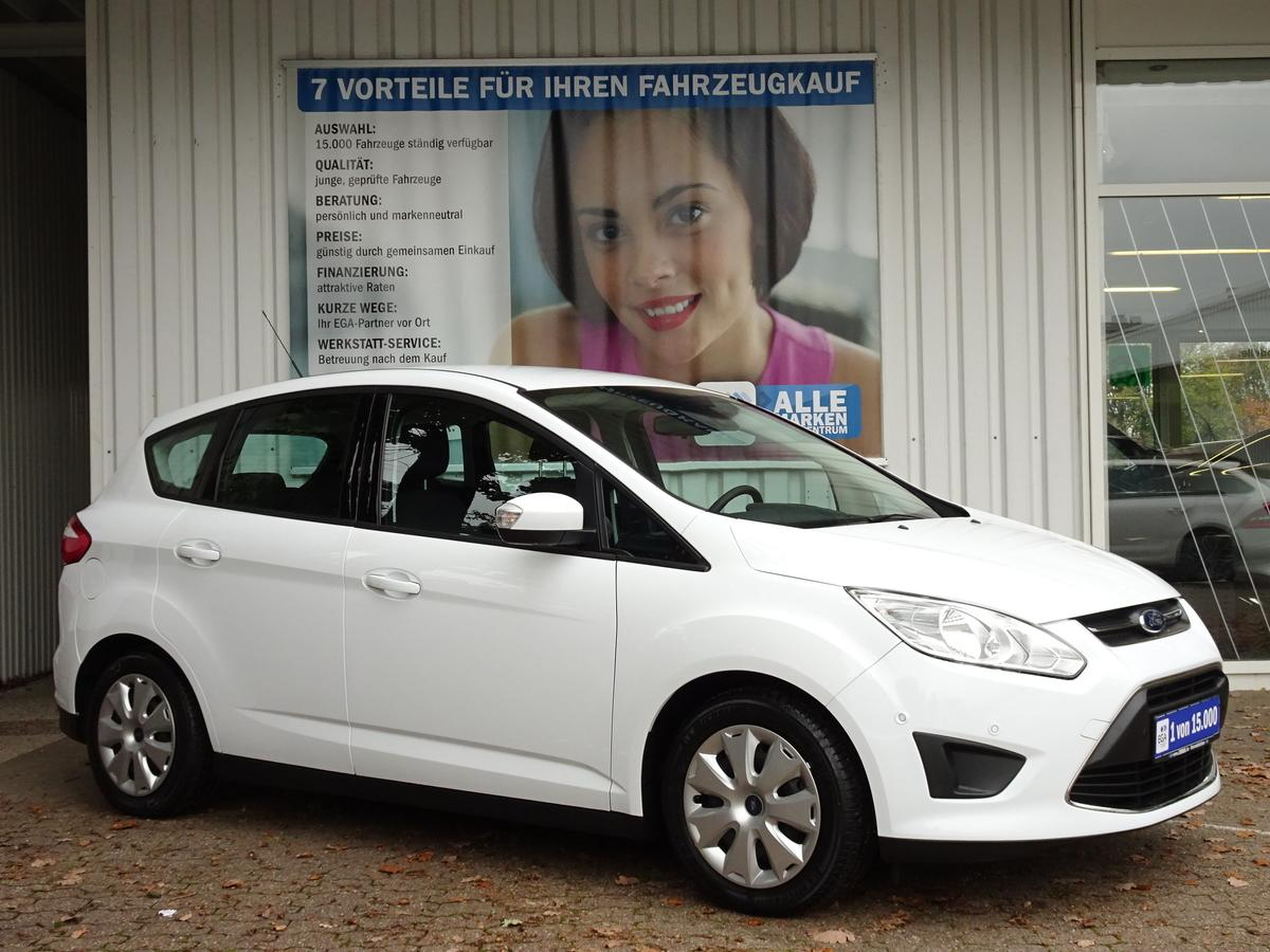 Ford C-Max 1,0 ECOBOOST  CITY PLUS WINTER-PAKET KLIMA 1 HAND