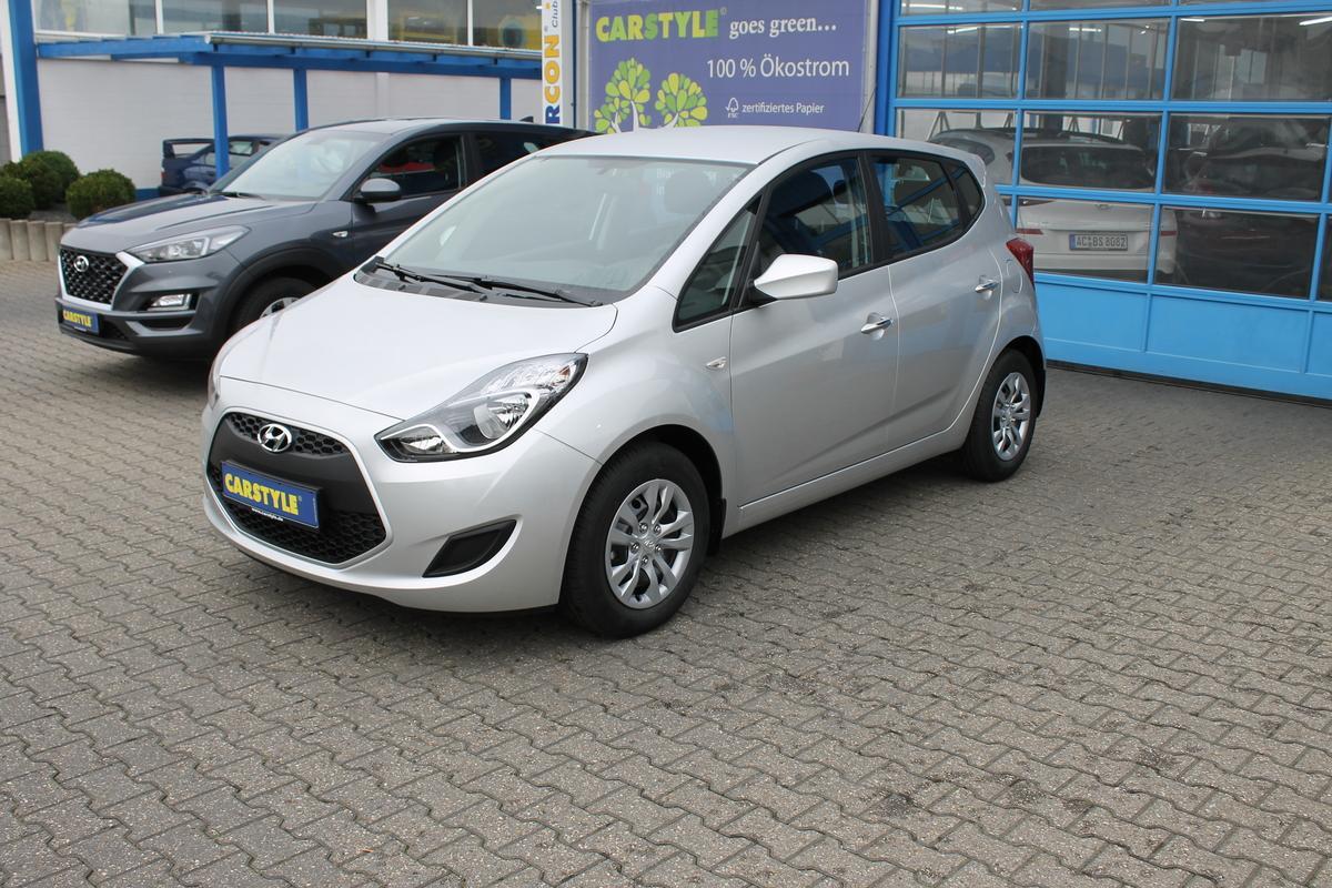 Hyundai ix20 1.6 AUT NAVI KLIMA SITZHZG PDC KAMERA ALU16 BLTH