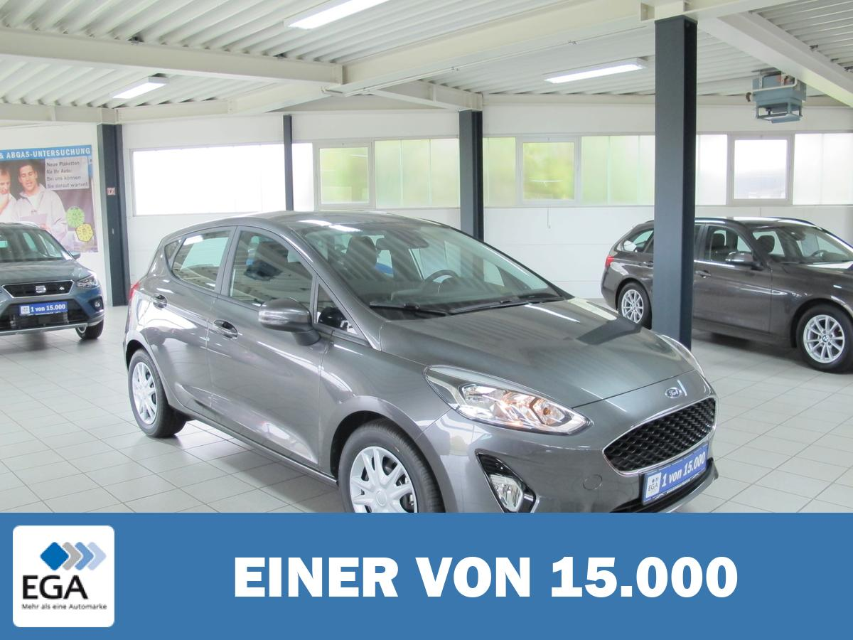 Ford Fiesta 5-Türer,Cool & Connect
