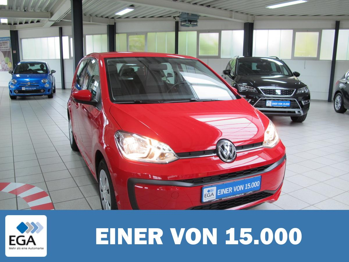 Volkswagen up! move up! 1.0 n. Modell Bluetooth / Klima