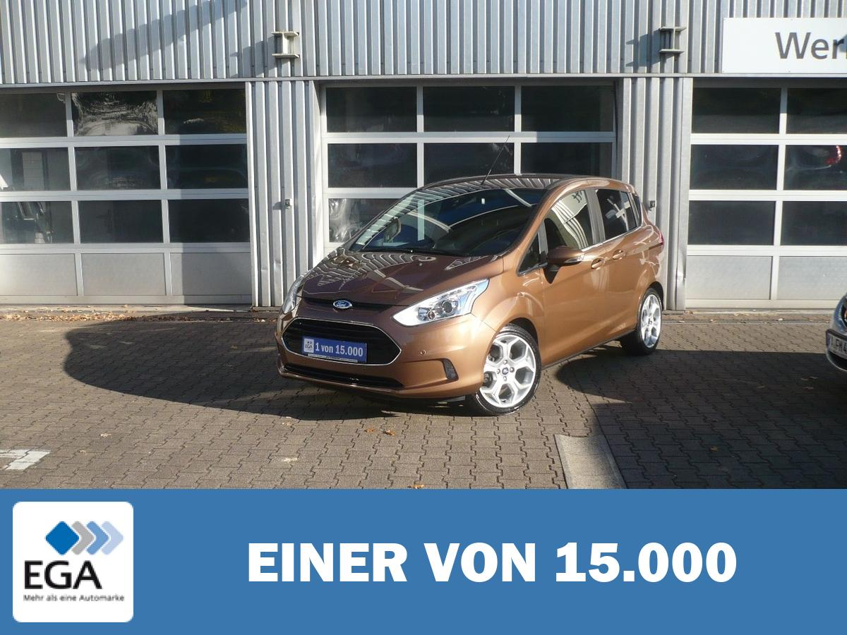 Ford B-Max 1.0 EcoBoost Titanium Start/Stop - PDC/ Sitzh./ LM