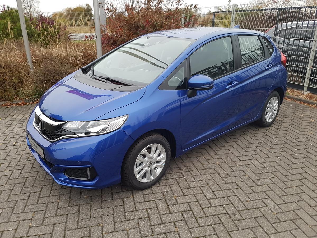 Honda Jazz 1.3 i-VTEC Comfort Klima Navi EPH vorne und hinten