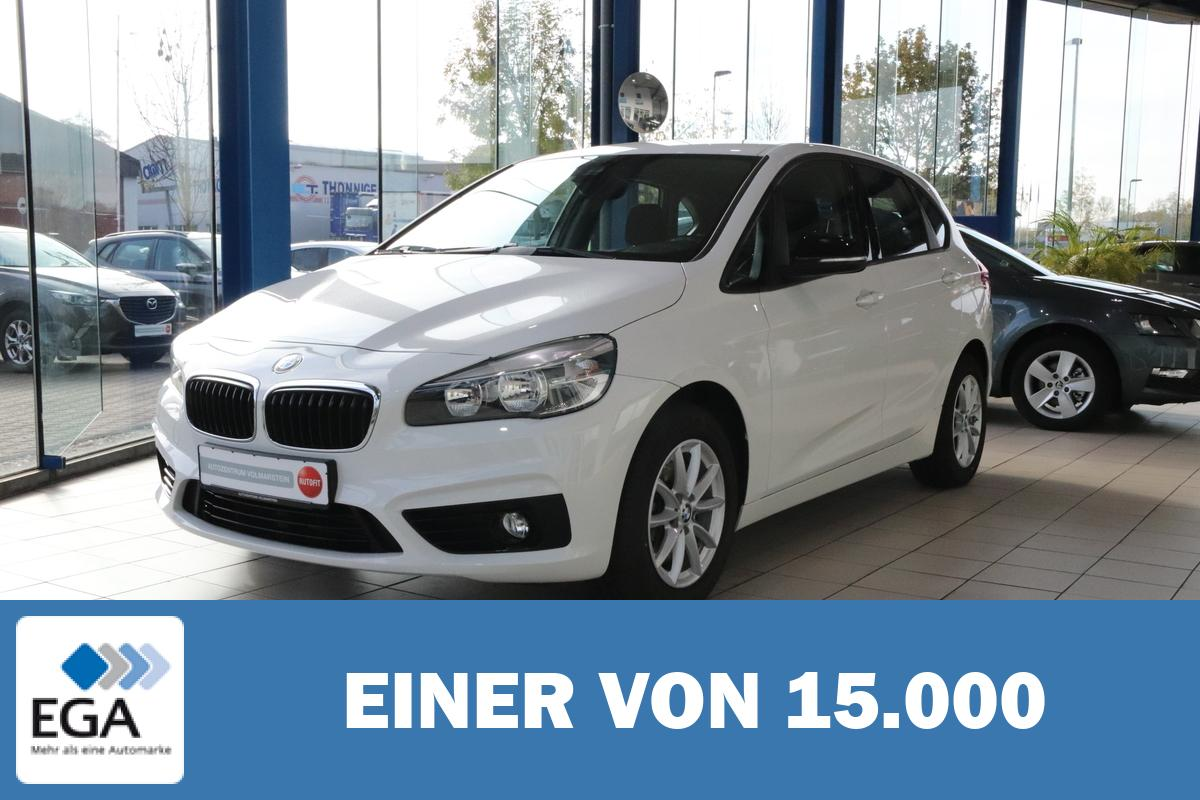 BMW 218 Active TourerSport Line Climatronic PDC SHZG AHK abne