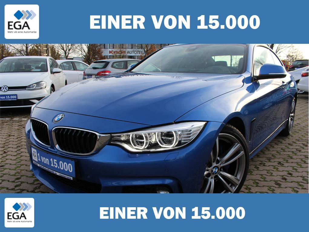 BMW 420* M-Packet * LED-Scheinwerfer * Navi * Automatik *