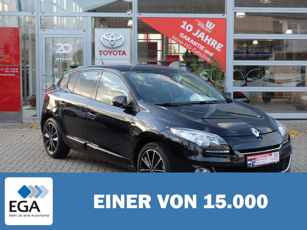 Renault Megane ENERGY TCe 115 Start & Stop Bose Edition