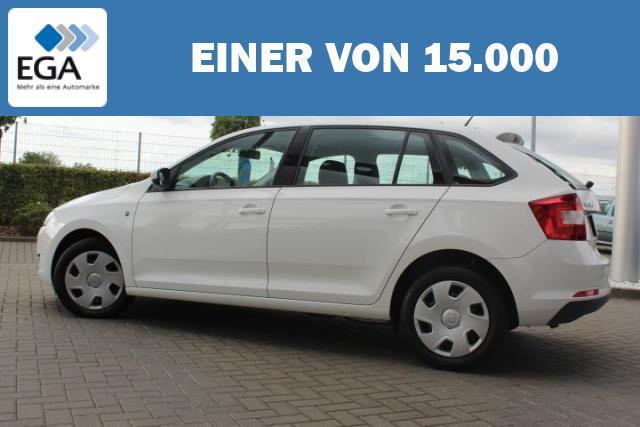 Skoda Rapid/Spaceback Rapid Spaceback 1.2 TSI Ambition Klima/BC