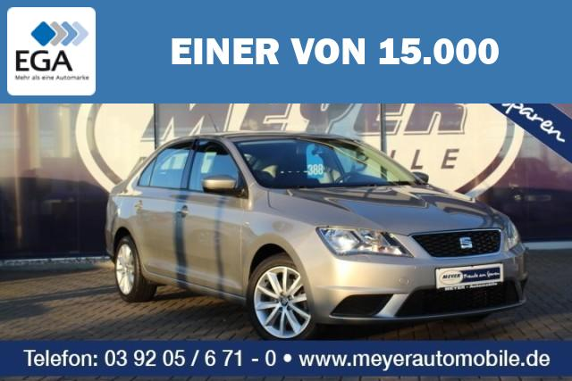 SEAT Toledo 1.2 TSI Reference 4You ALU/PDC/SHZ