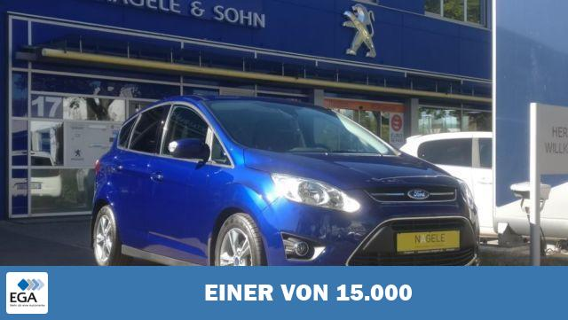 Ford C-Max 1.0 EcoBoost SYNC Edition | PDC | 8-fach