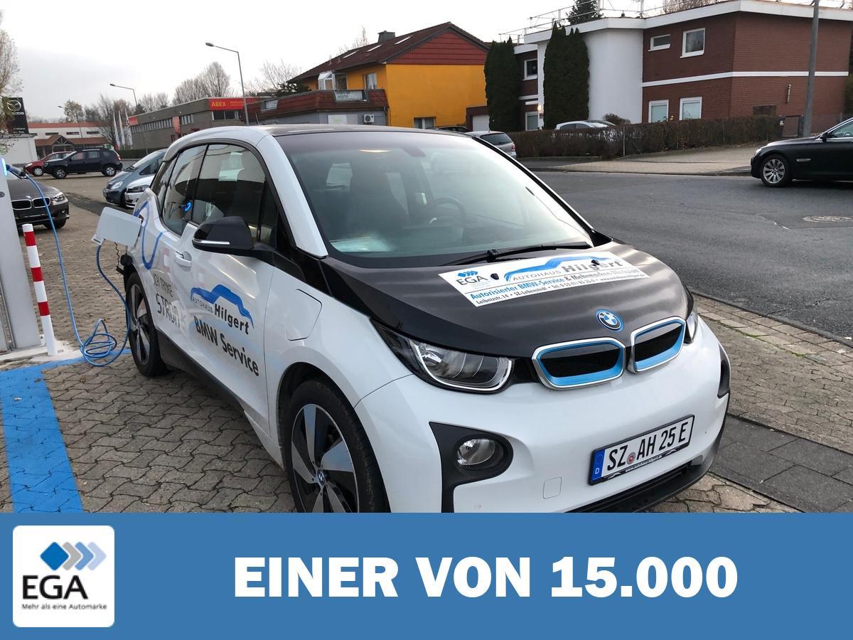 BMW i3,Range Exten.-REX,Nav.-iProf.,Schnell-Laden,Tempom.,Sitzh