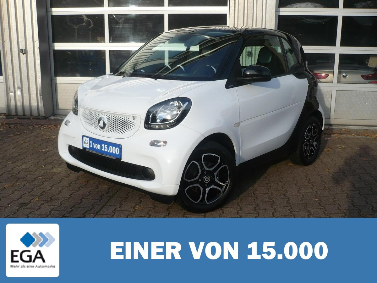 Smart ForTwo passion DCT - Panoramad./ Klimaaut./ Freispr./ LM