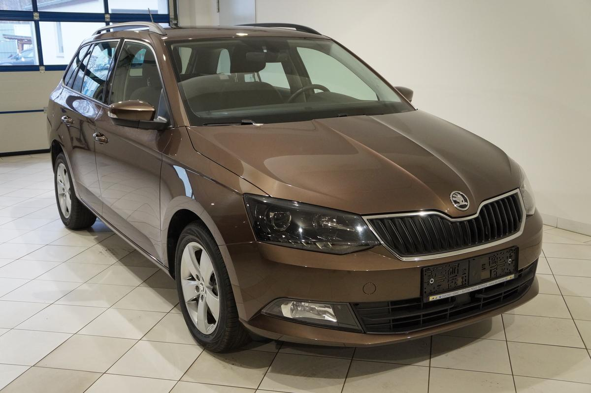 skoda fabia combi 1 0tsi style bolero shz pdc autohaus schroers gmbh. Black Bedroom Furniture Sets. Home Design Ideas