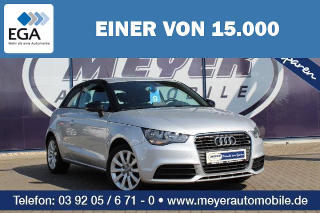 Audi A1 1.4 TFSI Attraction Navi/PDC/SHZ/ALU