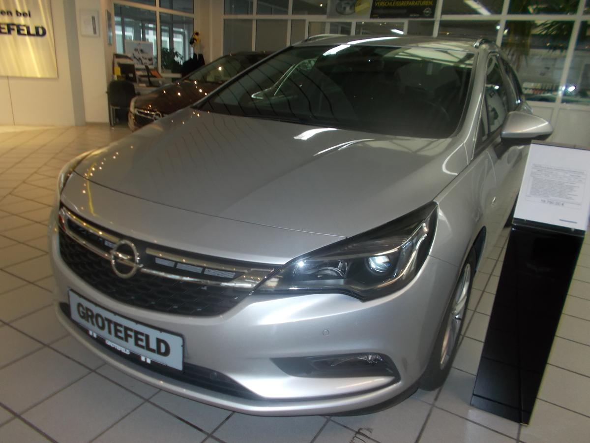 Opel Astra K Sports Tourer Enjoy Plus Automatik