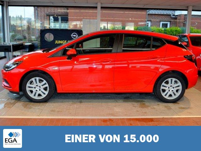 OPEL Astra K 1.4 Turbo Edition