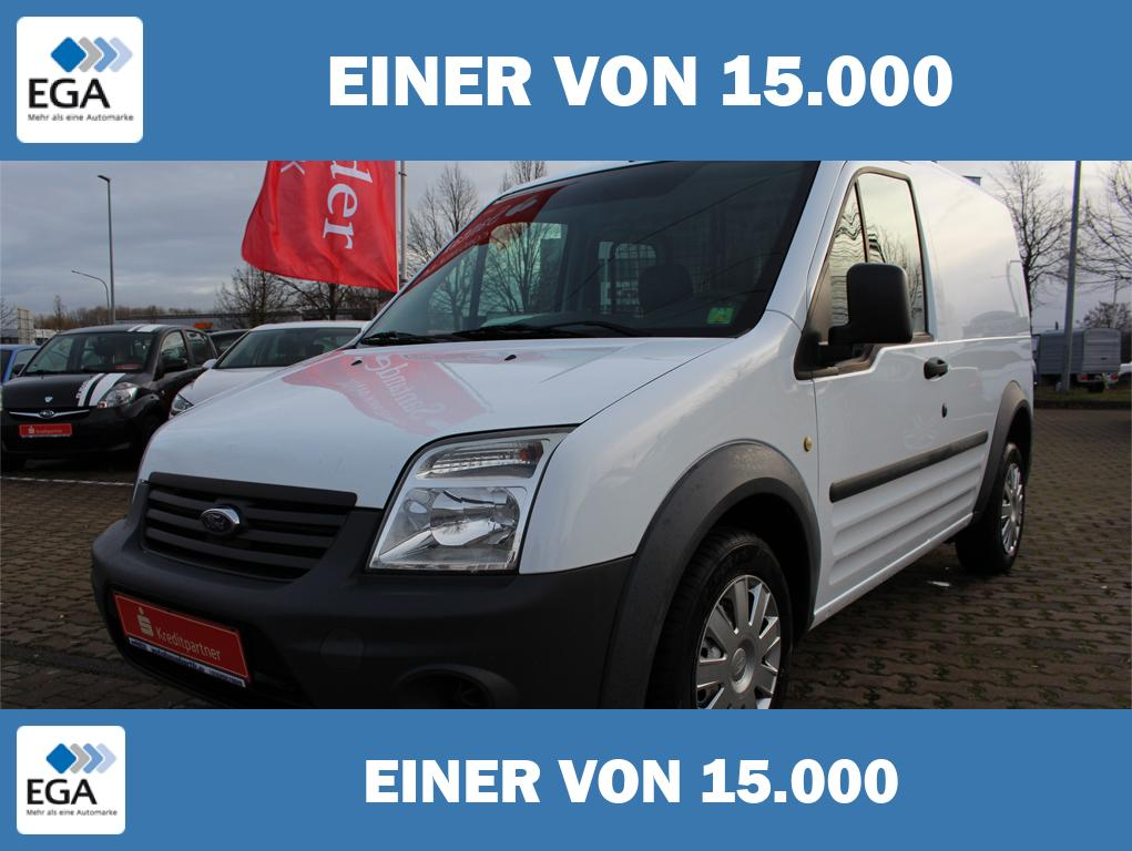 Ford TransitConnect 1.8 TDCI * Kasten * EFH * Euro 5 *