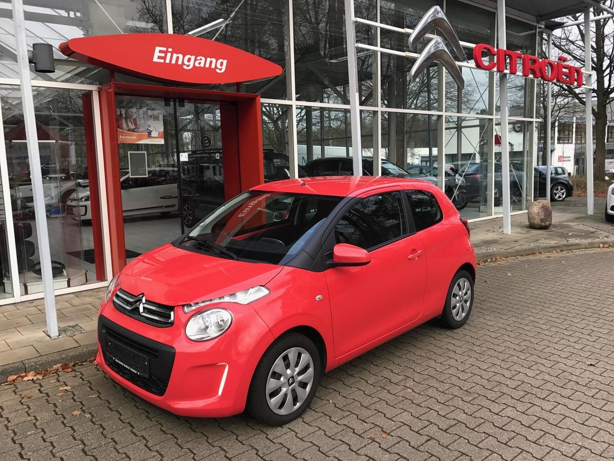 Citroën C1 VTi 68 Feel+Klima