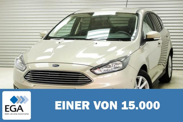 Ford Focus 1.0 Eco Boost Titanium - LAGER