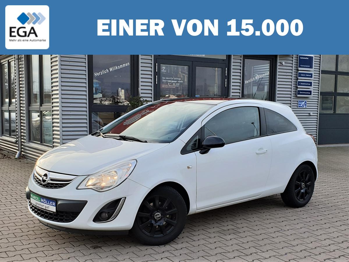 Opel Corsa 1.2 16V (ecoFLEX) Color Edition