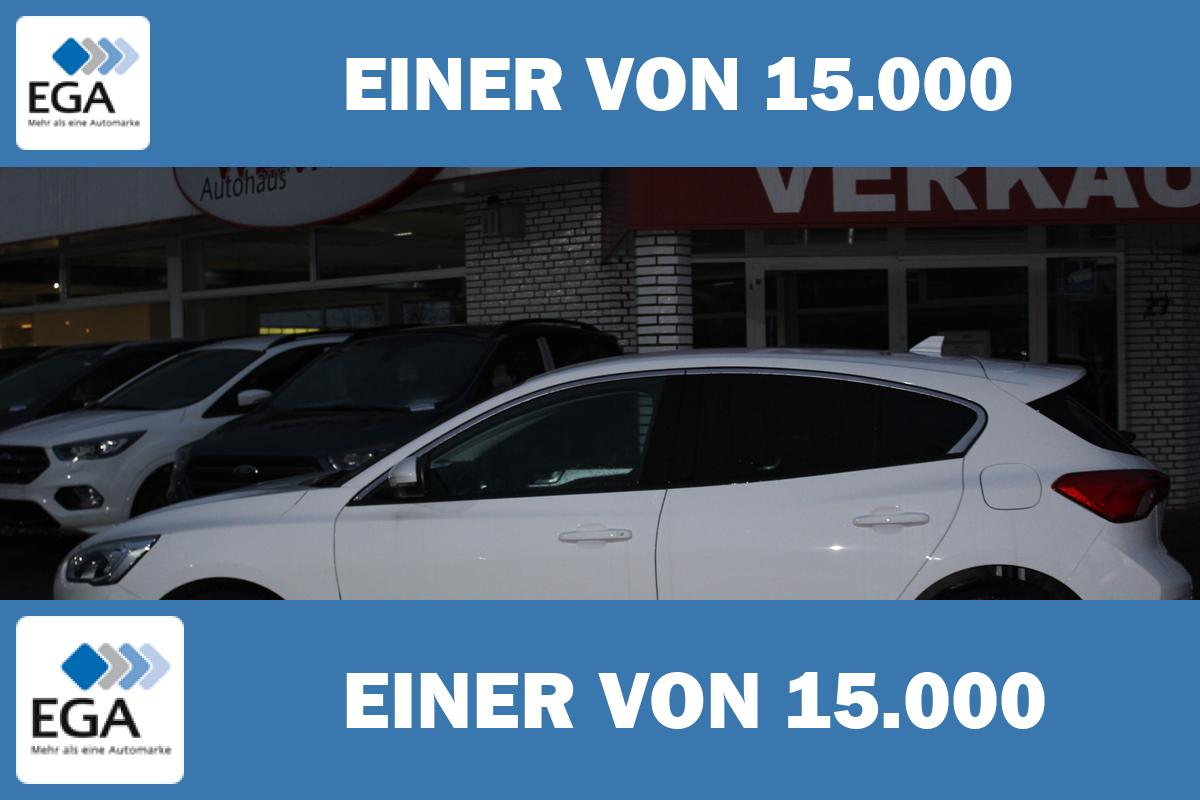 Ford Focus 1,0 EcoB. NEUES MODELL Cool & Connect / Navi + FGS 7J.