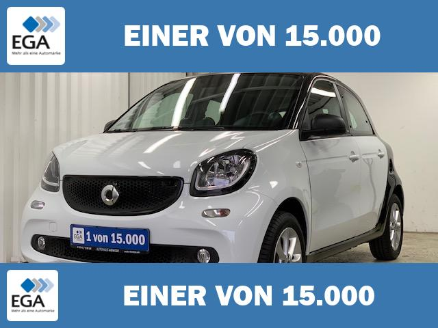 Smart ForFour Passion Faltdach Cool & Audio Paket