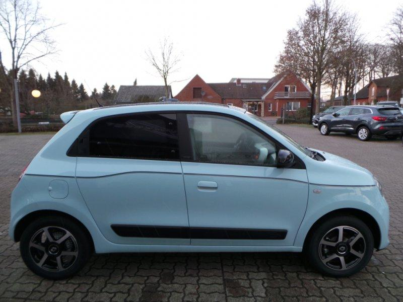 Renault Twingo SCe 70 Limited Faltschiebedach