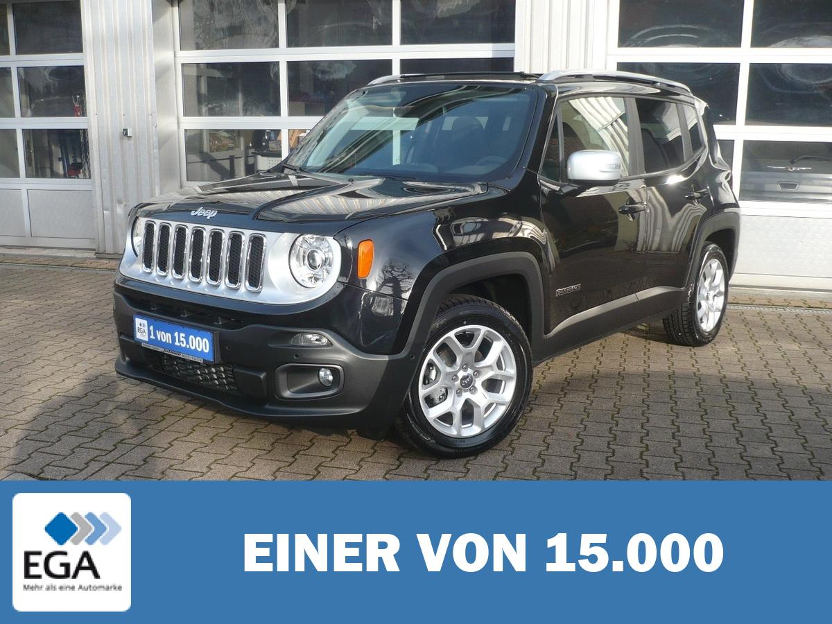 Jeep Renegade 1.4 MultiAir Limited FWD - Xenon/ Schiebed./ Navi
