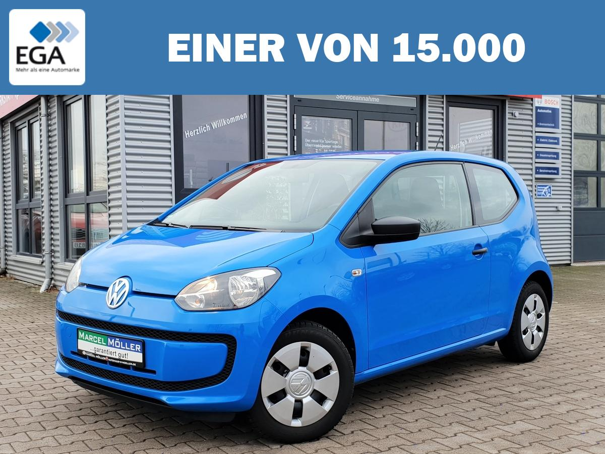 Volkswagen up! take up! *Klima*AUX*