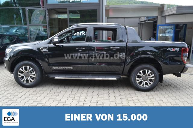 Ford Ranger Wildtrak Standheizung Np.54t Rollo Lager